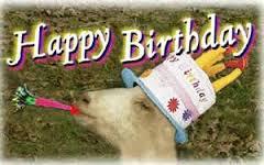 Happy birthday goat - photo#45