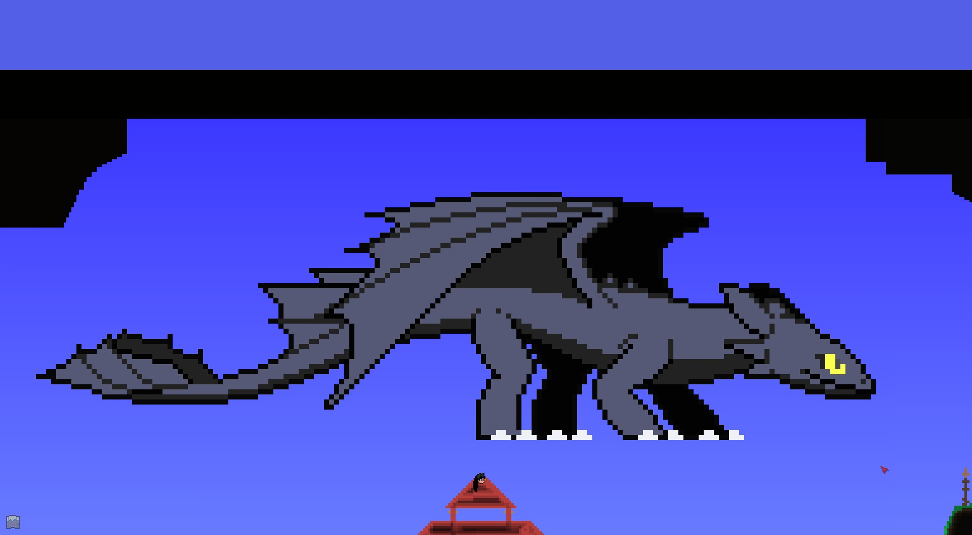 With The Upcoming 1.3 Patch, (30th) I Guess Itu0027ll Be Nice To Revive This  Thread With My Toothless Pixel Art