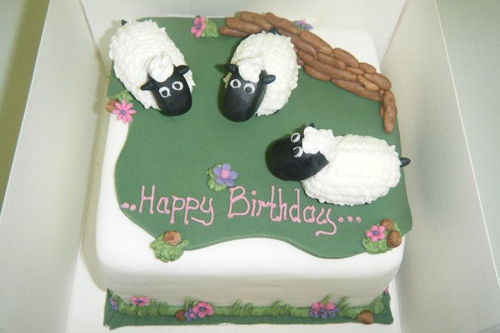 Happy Birthday Sheep Gaming Masters